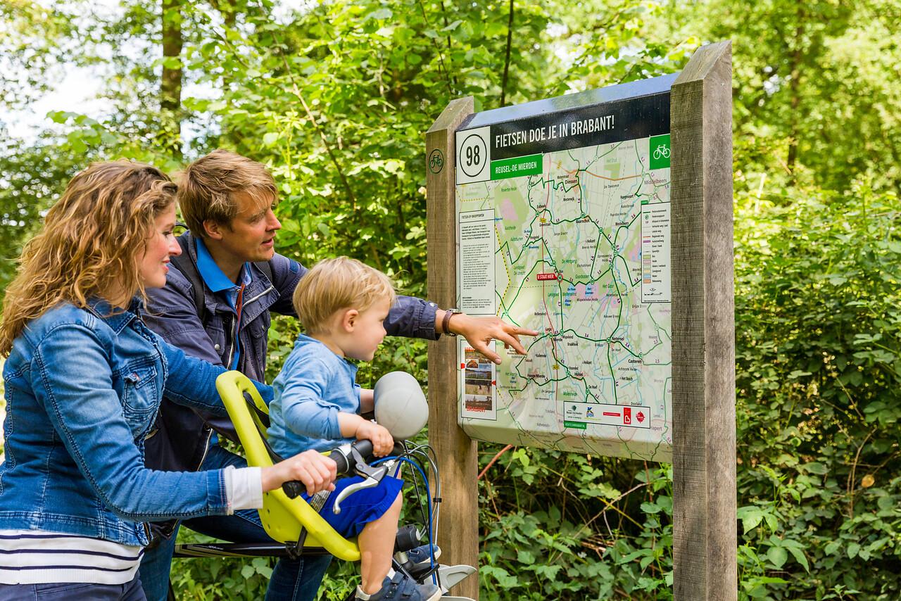 Knooppunt-Brabant-bord