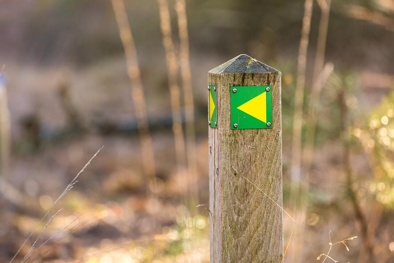 Wandelknooppunt-Brabant